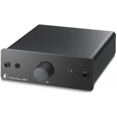 Project Phono Box USB V